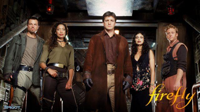 Top 11 Sci Fi/Fantasy - Firefly