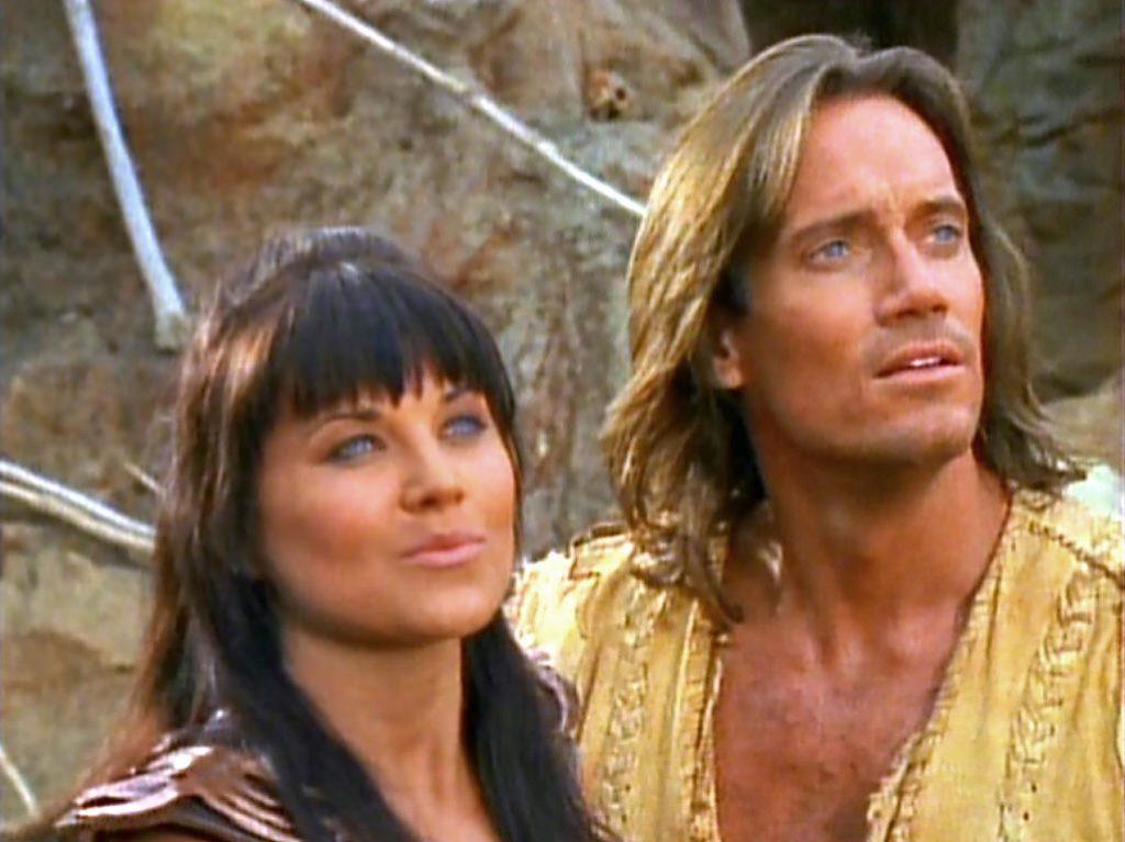 Top 11 Sci Fi/Fantasy - Hercules/Xena