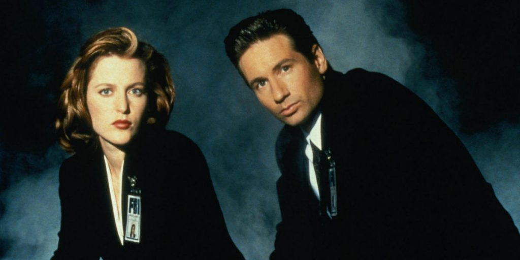 Top 11 Sci Fi/Fantasy - X Files